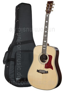Large view Acoustic Guitar TANGLEWOOD TW1000/H SRE - Heritage Series - Fishman Sonitone - Dreadnought - all solid + Hardacse