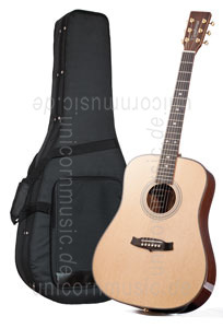 Large view Acoustic Guitar TANGLEWOOD TW15/H E - Heritage Series - Fishman Presys Blend EQ - all solid