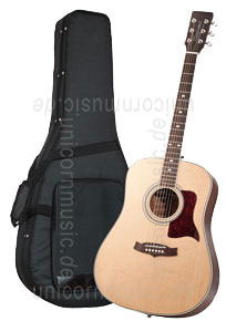 Large view Acoustic Guitar TANGLEWOOD TW15/NS E - Sundance Series - Fishman Presys Plus EQ - all solid