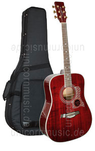 Large view Acoustic Guitar TANGLEWOOD TW15-ASM-STWR - Sundance Series - Mahagoni - Dreadnought - all solid