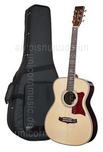 Large view Acoustic Guitar TANGLEWOOD TW70/H SR E - Heritage Series - Fishman Sonitone - all solid