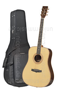 Large view Acoustic Guitar TANGLEWOOD TW90/MR NA - Sundance Series - Dreadnought - all solid