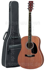 Large view Acoustic Guitar TENSON D10 - Dreadnought - laminated top