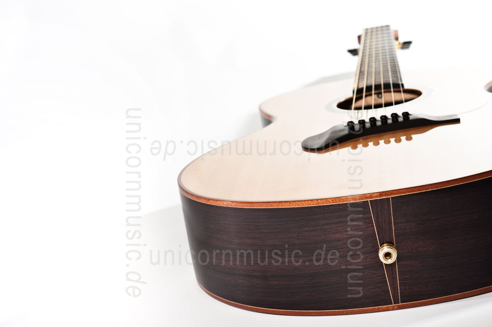 to article description / price Acoustic Guitar TANGLEWOOD TSR/2 - MASTERDESIGN Series - Grand Auditorium - B-Band A1.2 - all solid + Hardcase
