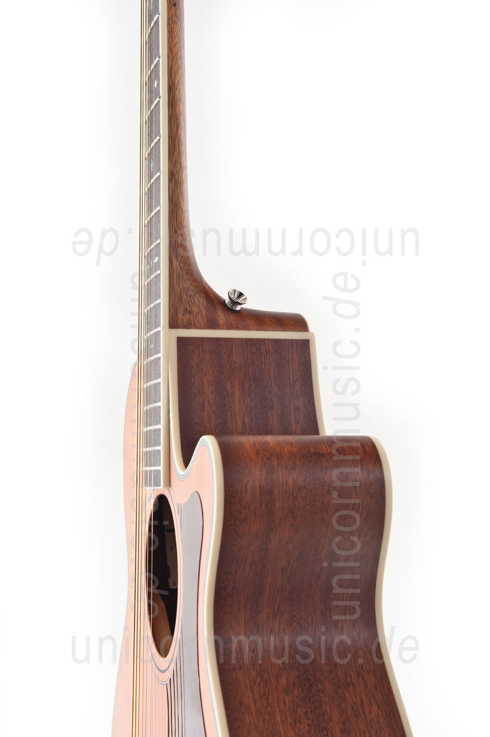 to article description / price Acoustic Guitar TANGLEWOOD TW45/NS E - Sundance Series - Fishman Presys Plus EQ - Super Folk - Cutaway - solid top + back