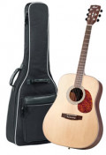 Acoustic Guitar CORT EARTH 100 NS - Dreadnought - solid spruce top