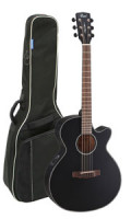 Acoustic Guitar CORT SFX E BS - Super Folk - Pickup - Cutaway - solid spruce top