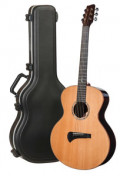 Acoustic Guitar TANGLEWOOD TSR/2 - MASTERDESIGN Series - Grand Auditorium - B-Band A1.2 - all solid + Hardcase