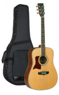 Acoustic Guitar TANGLEWOOD TW15/NS LH - Sundance Series - left hand - all solid