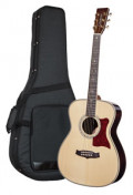 Acoustic Guitar TANGLEWOOD TW70/H SR E - Heritage Series - Fishman Sonitone - all solid
