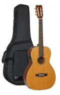 Acoustic Guitar TANGLEWOOD TW73  E PRO SPEC WIDE NECK - Fishman Presys Plus EQ - Parlour Style - Sundance Series - solid top + back